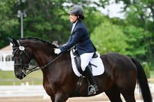 USEF Adds Roxanne Trunnell to the 2016 U.S. Paralympic Games Equestrian Team