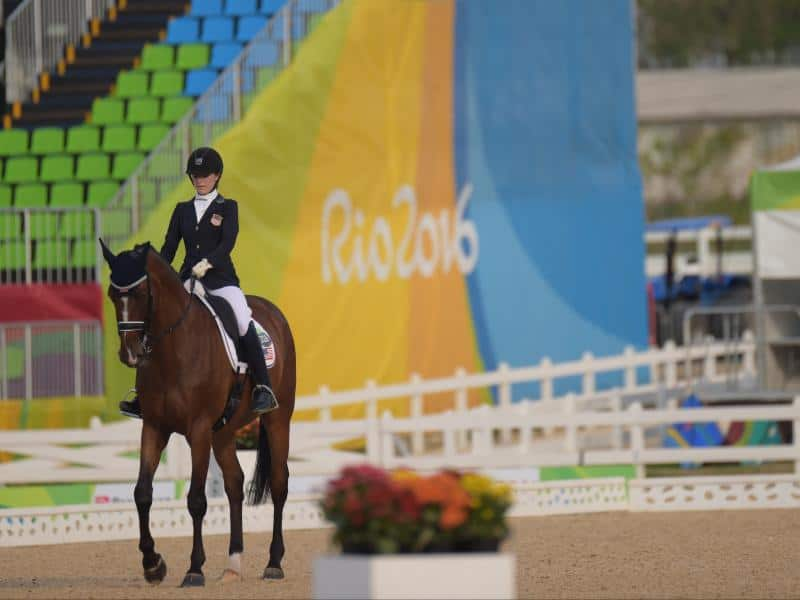 U.S. Equestrian Team Continues Competition with Team and Individual Tests at Rio Paralympic Games