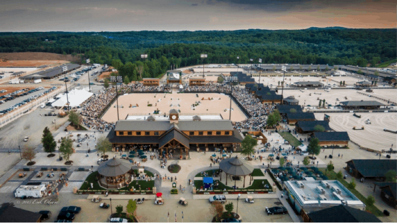 Tryon (USA) to host FEI World Equestrian Games™ 2018