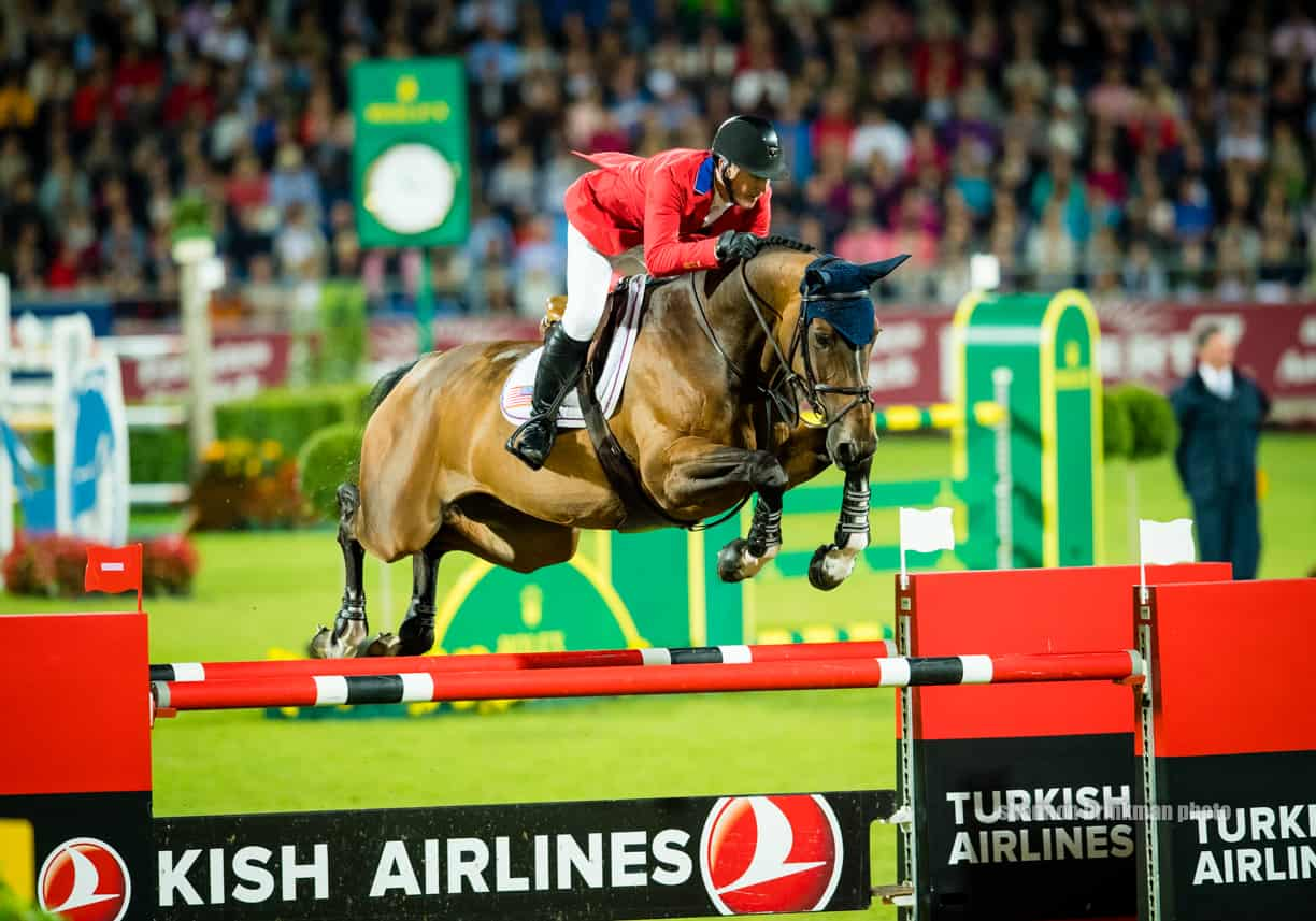 McLain Ward and HH Azur ©Shannon Brinkman Photography