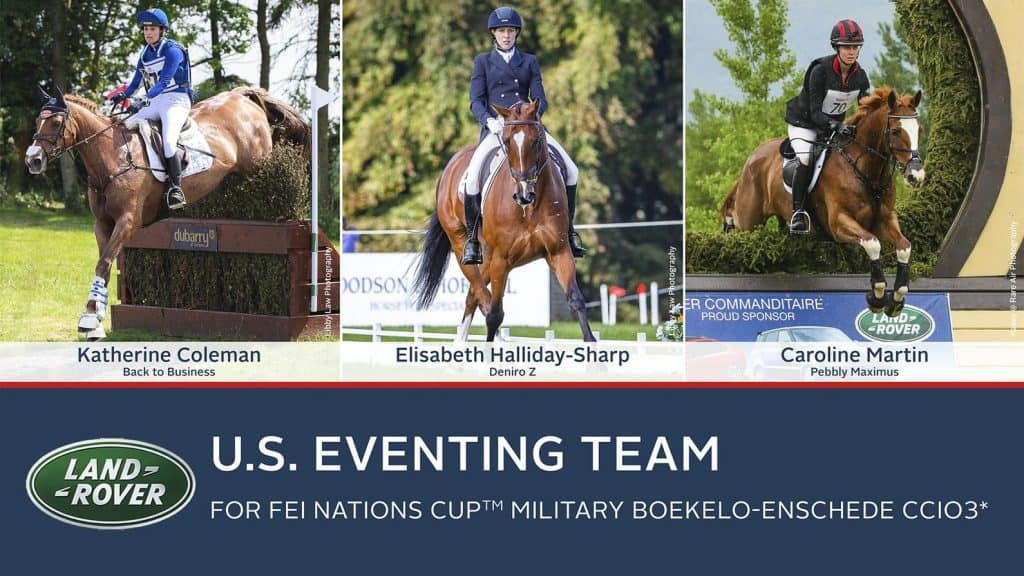 US Eventing Team