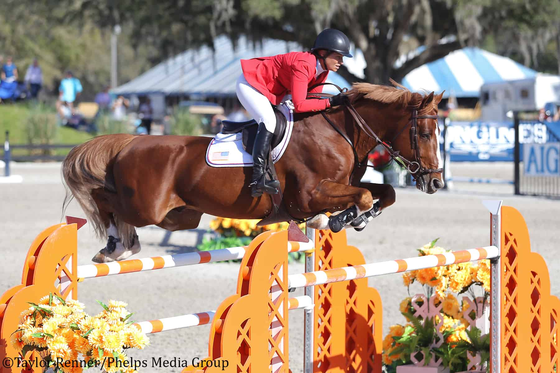Beezie Madden and Darry Lou