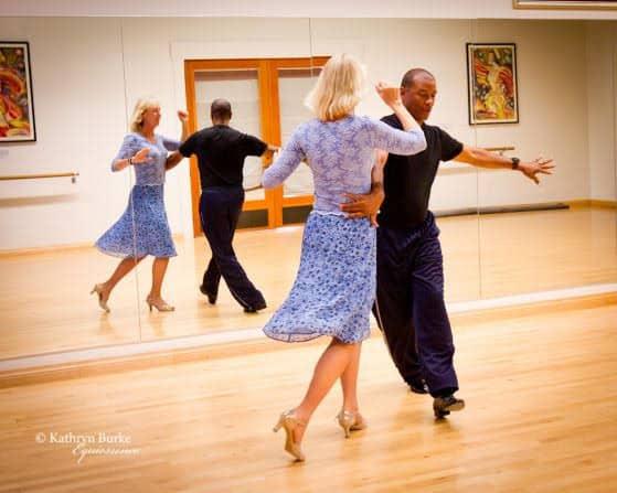 Charlotte Dancing