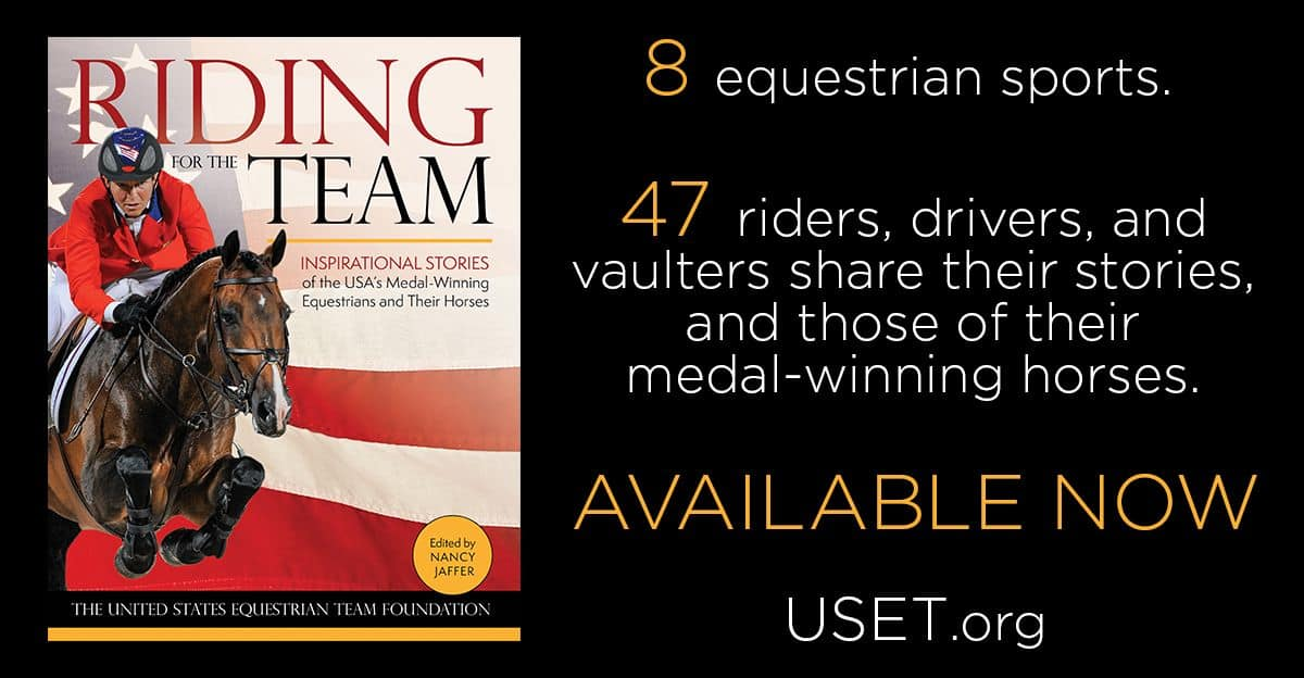 Enjoyable Uset Launches New Book Riding For The Team Uset Foundation Pabps2019 Chair Design Images Pabps2019Com