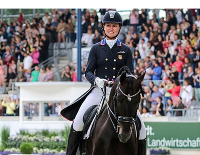 Olympian Adrienne Lyle Is Ready to Get Back in the Show Ring