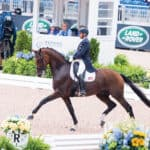 Steffen Peters and Suppenkasper, owned by Four Winds Farm